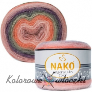 Nako Angora Luks Color 81915
